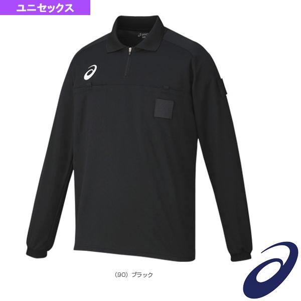 [アシックス サッカー ウェア(メンズ/ユニ)]レフリーシャツLS/ユニセックス(XS6194)