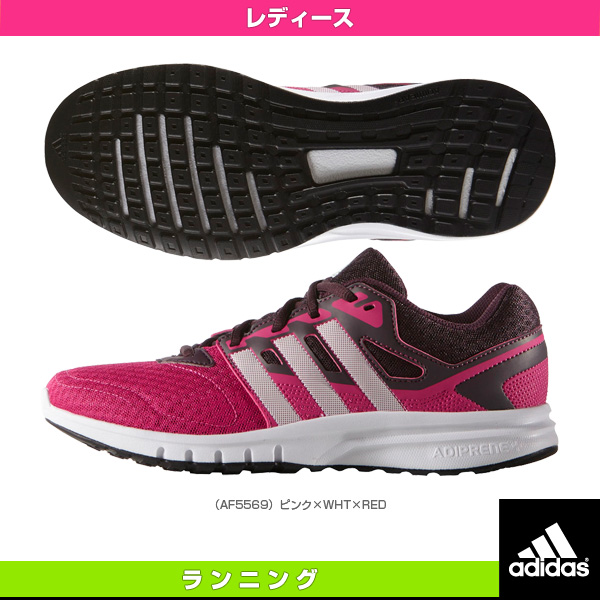 [Adidas running shoes] Galaxy 2 W/ galaxy 2/ Lady's (AF5569)