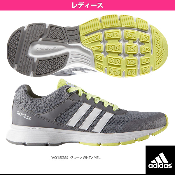[Adidas life style shoes, adidas neo and its /CLOUDFOAM VSCITY W / women's ( AQ1528)