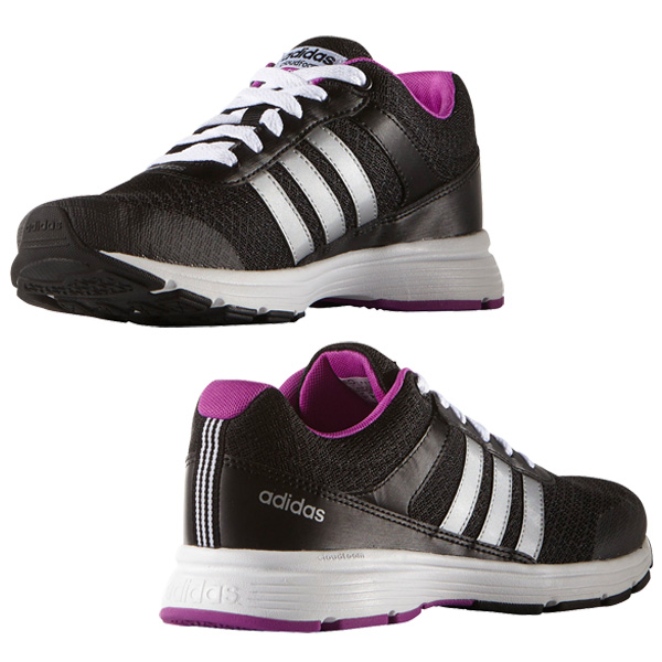 [Adidas life style shoes, adidas neo and its /CLOUDFOAM VSCITY W / women's (AQ1524)
