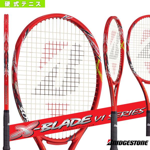 [ブリヂストン テニス ラケット]エックスブレード ブイアイ305/X-BLADE VI305(BRAV62)硬式テニスラケット硬式ラケット