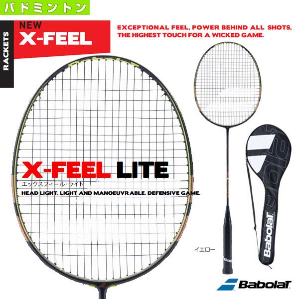 [バボラ バドミントン ラケット]エックスフィール ライト/X-FEEL LITE(BBF602234)
