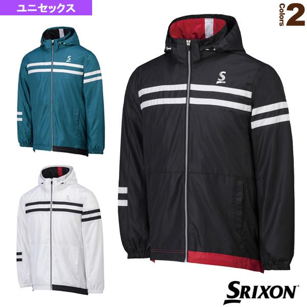 [スリクソン テニス・バドミントン ウェア(メンズ/ユニ)]ウインドジャケット/ユニセックス(SDW-4642)