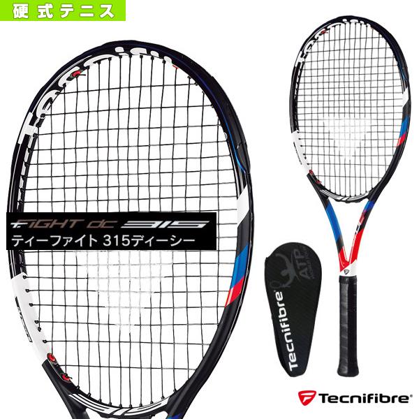 [テクニファイバー テニス ラケット]T-FIGHT 315dc/ティーファイト 315dc(BRTF91)硬式テニスラケット硬式ラケット