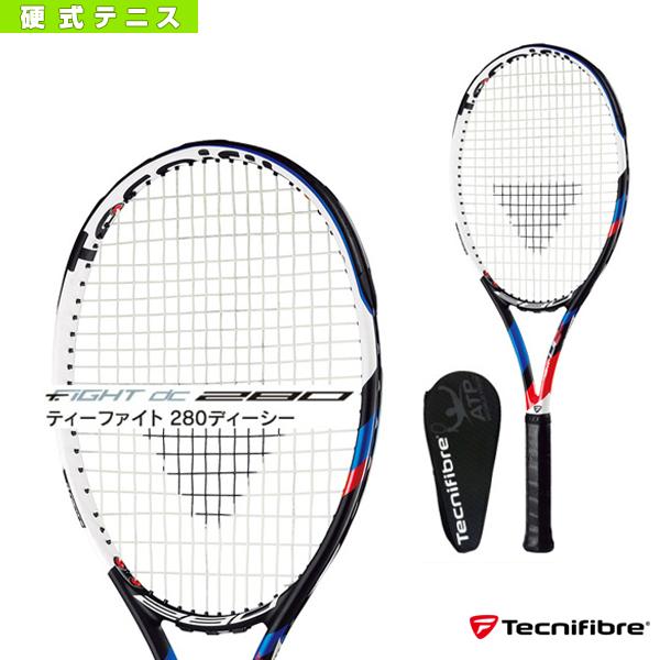 [テクニファイバー テニス ラケット]T-FIGHT 280dc/ティーファイト 280dc(BRTF95)硬式テニスラケット硬式ラケット