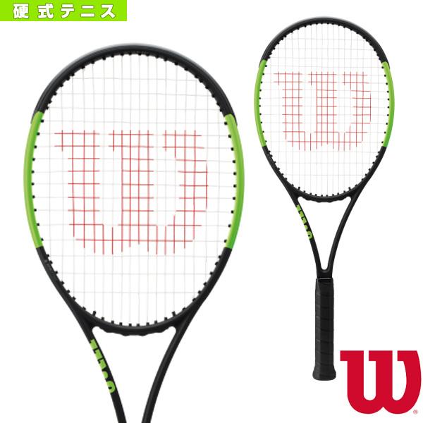 [ウィルソン テニス ラケット]BLADE 98S COUNTERVAIL/ブレイド 98S カウンターヴェイル(WRT733010)硬式テニスラケット硬式ラケットブレード