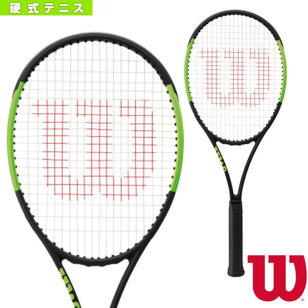 [ウィルソン テニス ラケット]BLADE 98 (18×20) COUNTERVAIL/ブレイド 98 (18×20) カウンターヴェイル(WRT733110)硬式テニスラケット硬式ラケットブレード
