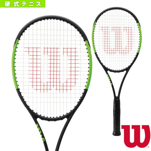 <title>ウィルソン テニス ラケット ディスカウント BLADE 98L 16×19 ブレイド WRT733610</title>