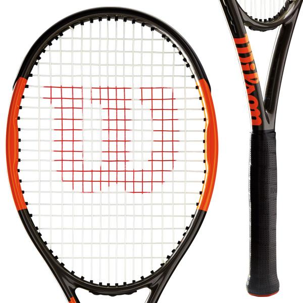 BURN 95J 【7月4日20時から7月11日AM2時までエントリーでポイント5倍】 バーン カウンターヴェイル 95J [ウィルソン テニス ラケット] (WRT735510) 硬式 COUNTERVAIL/