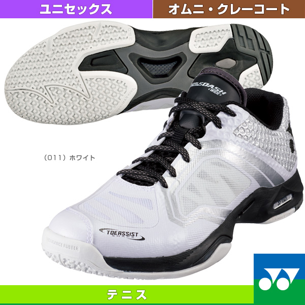 [Yonex tennis shoes] power cushion health dash widescreen GC/POWER CUSHION AERUS DASH W GC / Unisex (SHTADWG)