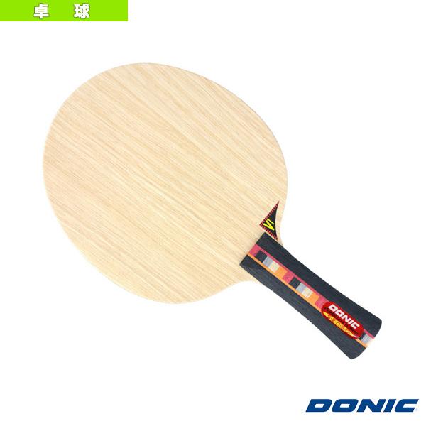 [DONIC 卓球 ラケット]ワルドナー センゾーカーボン JO shape/フレア(BL062)