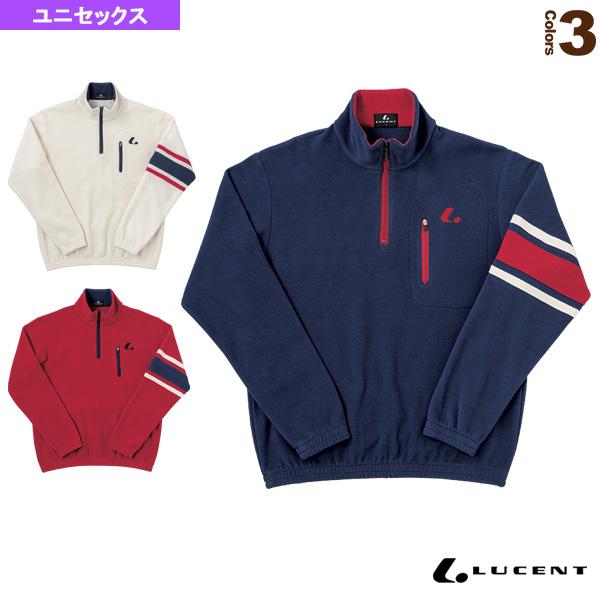 [ルーセント テニス・バドミントン ウェア(メンズ/ユニ)]フリース/ユニセックス(XLT-148)