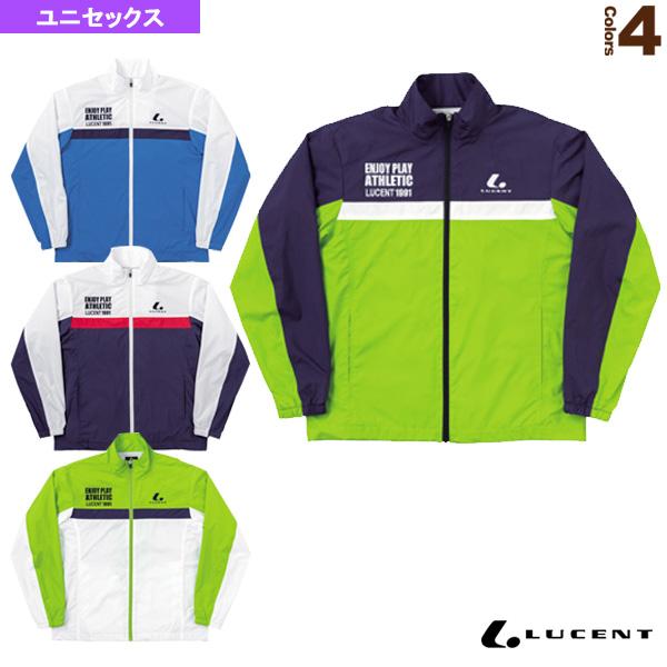 [ルーセント テニス・バドミントン ウェア(メンズ/ユニ)]Uni ウィンドウォーマーシャツ/ユニセックス(XLW-469)