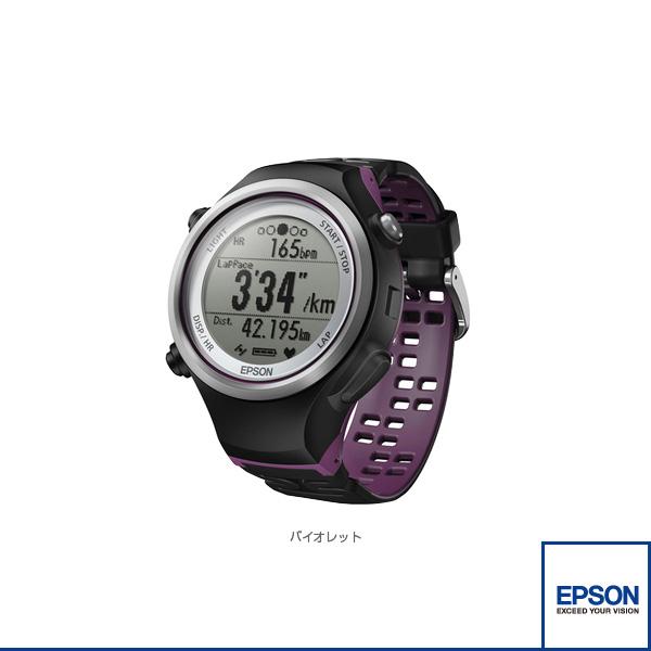 [エプソン ランニング アクセサリ・小物]WRISTABLE GPS FOR RUN/スポーツ(SF-810V)