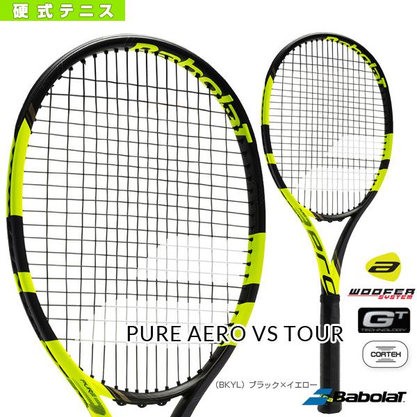 [バボラ テニス ラケット]PURE AERO VS TOUR/ピュア アエロ VS ツアー(BF101318)