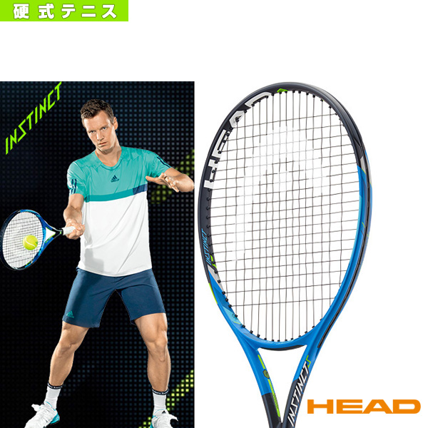 [ヘッド テニス ラケット]INSTINCT S/インスティンクト エス(231927)