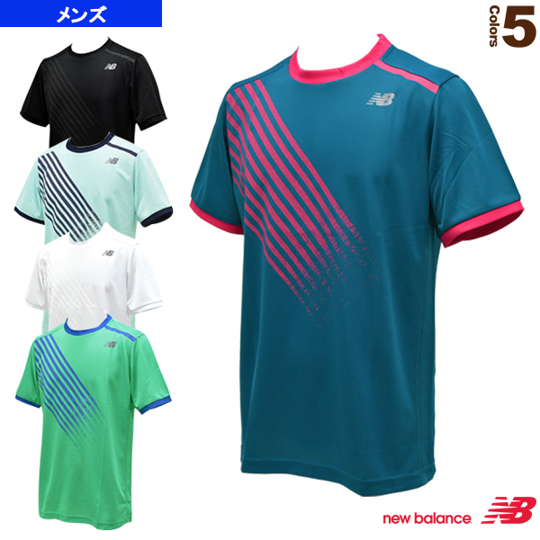 new balance t shirt mens