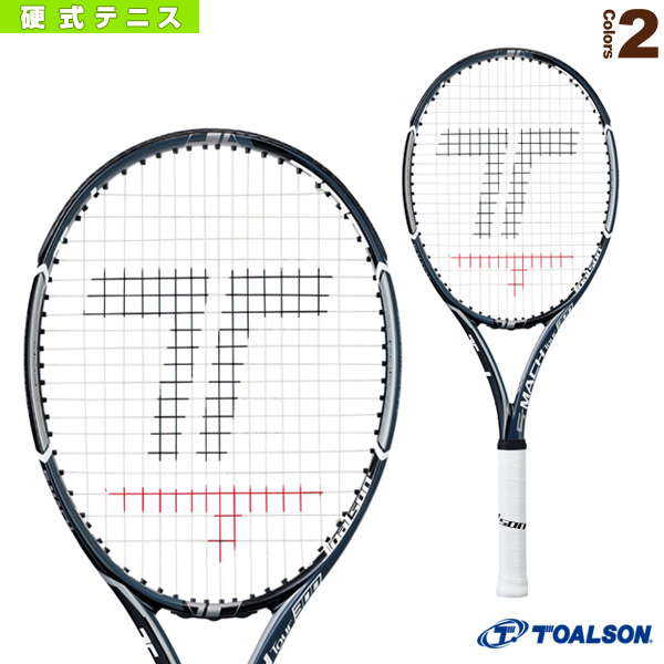 [トアルソン テニス ラケット]S-MACH TOUR 300/エスマッハ ツアー 300(1DR813)硬式