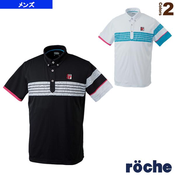 [ローチェ(roche) テニス・バドミントン ウェア(メンズ/ユニ)]ポロシャツ/メンズ(R7S03S)