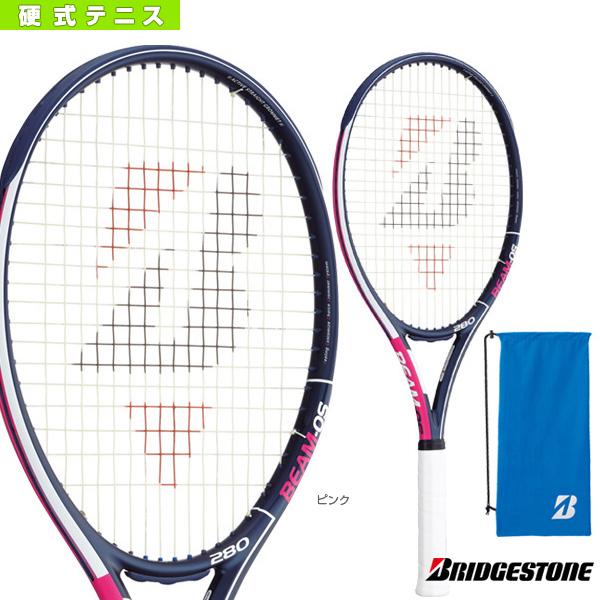 [ブリヂストン テニス ラケット]BEAM-OS 280/ビーム オーエス 280(BRABM2/BRABM3)