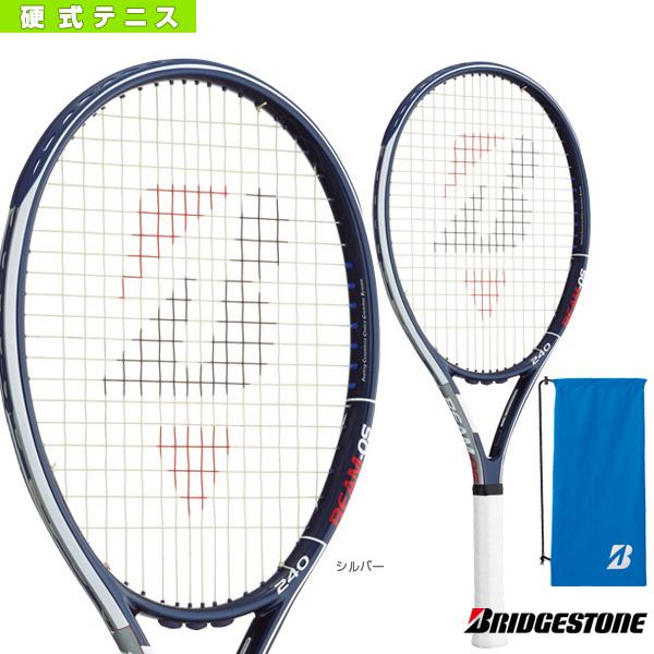 [ブリヂストン テニス ラケット]BEAM-OS 240/ビーム オーエス 240(BRABM5)硬式テニスラケット硬式ラケット女性向き