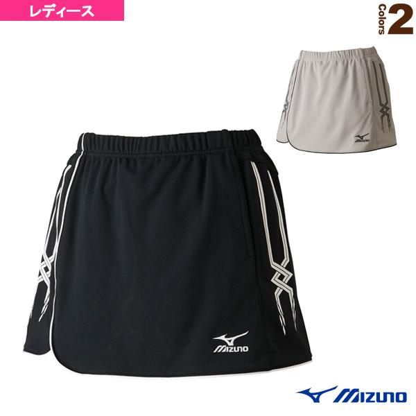[ミズノ テニス・バドミントン ウェア(レディース)]スカート/インナーポケット付き/レディース(62JB7203)バドミントンウェア女性用