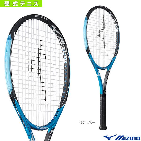[ミズノ テニス ラケット]シーツアー 270/C TOUR 270(63JTH713)硬式ラケット硬式テニスラケット