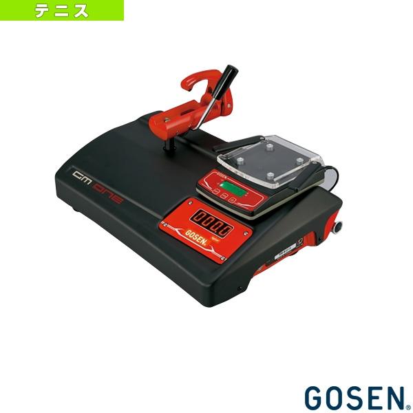 [GOSEN网球线机器]摇摆重量测量机器/网球·羽毛球兼用(GM01)