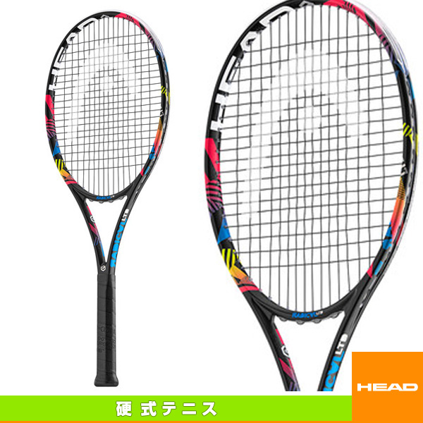 [脑袋网球拍]Graphene XP Radical MP ltd/gurafin XT rajikaru MP/限定品(232307)