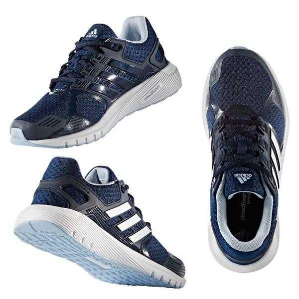 [跑步鞋愛迪達]Duramo 8 W/女士(BB4671)