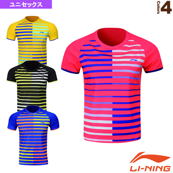 785841dd Unisex Chinese national team game shirt / [Lee Nin tennis badminton wear ( men's ...
