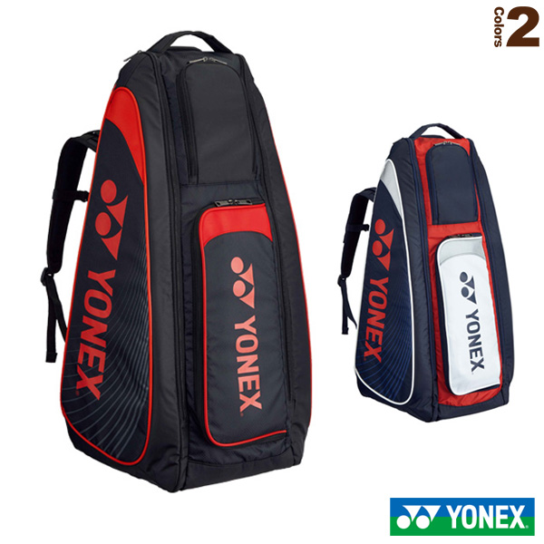 [ヨネックス テニス バッグ]スタンドバッグ/リュック付/テニス2本用(BAG1819)(ラケットバッグ)