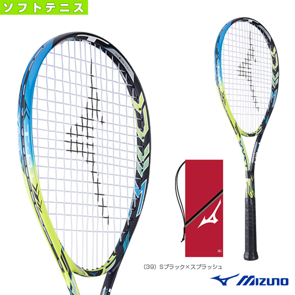 [ミズノ ソフトテニス ラケット]ジスト ティー01/XYST T-01(63JTN733)軟式(前衛向き)