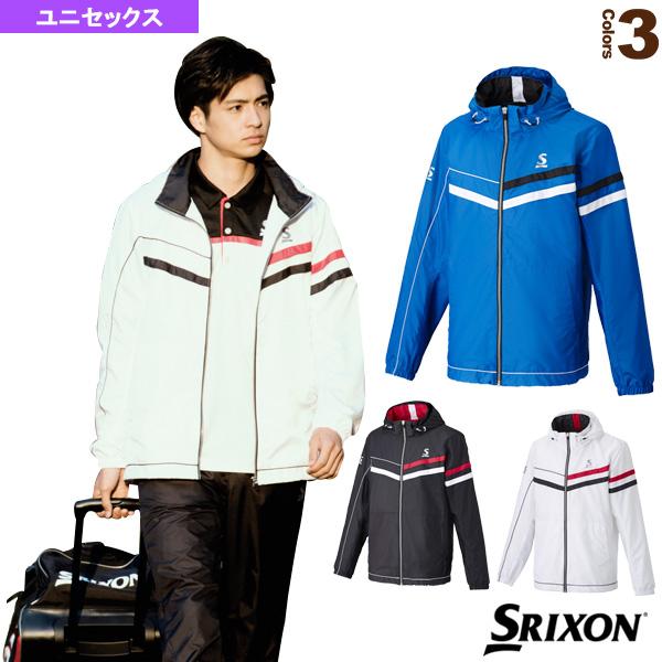 [スリクソン テニス・バドミントン ウェア(メンズ/ユニ)]ウインドジャケット/ユニセックス(SDW-4743)テニスウェア男性用