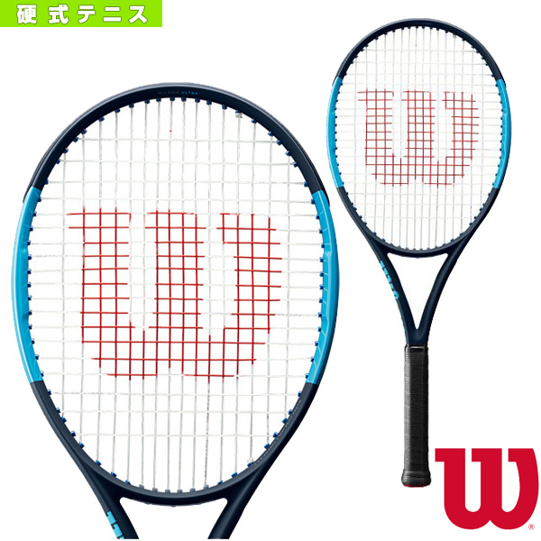 [ウィルソン テニス ラケット]ULTRA 100 L/ウルトラ100 L(WRT737420)硬式テニスラケット硬式ラケット