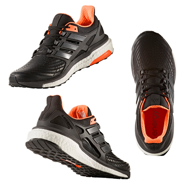 [Adidas running shoes] energy BOOST 4 men (BB3452)