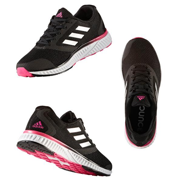 82b6dcc88 Racketplaza   Adidas running shoes  Mana BOUNCE racer knit W  Lady s ...