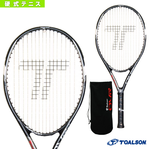 [トアルソン テニス ラケット]オーブイアール117/OVR117(1DR8111)