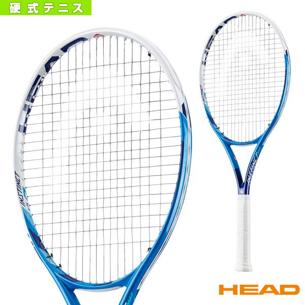 [ヘッド テニス ラケット]Graphene Touch Instinct MP SMU/グラフィン タッチ インスティンクト MP SMU(233918)硬式テニスラケット硬式ラケット