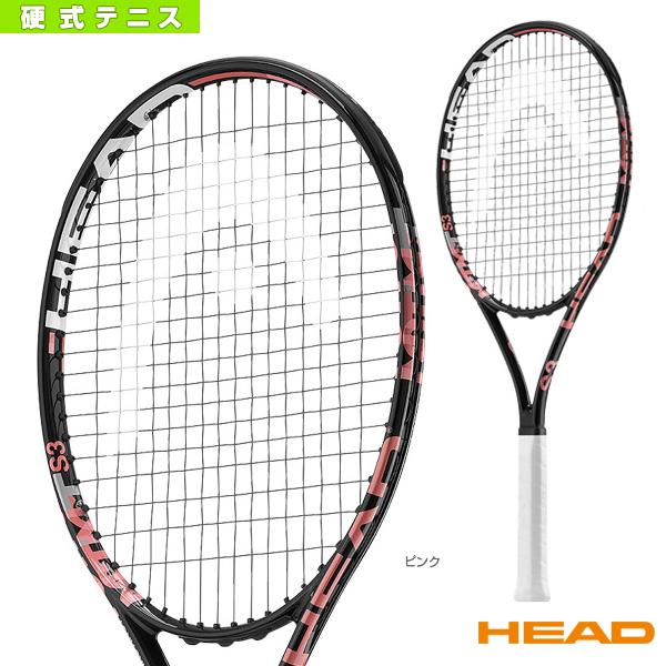 [ヘッド テニス ラケット]IG INSTINCT S3 PINK/IG インスティンクト S3 ピンク(238918)硬式テニスラケット硬式ラケット