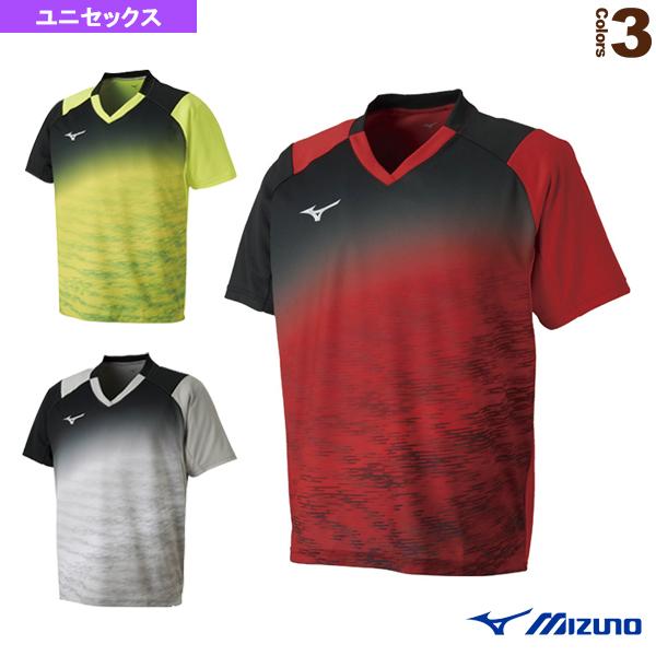 [ミズノ 卓球 ウェア(メンズ/ユニ)]ゲームシャツ/ユニセックス(82JA8002)