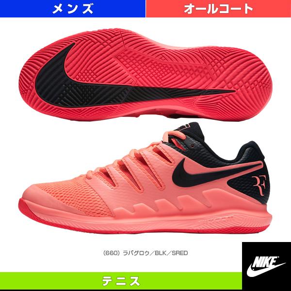 [Nike tennis shoes] coat air zoom vapor X HC/ men (AA8030)