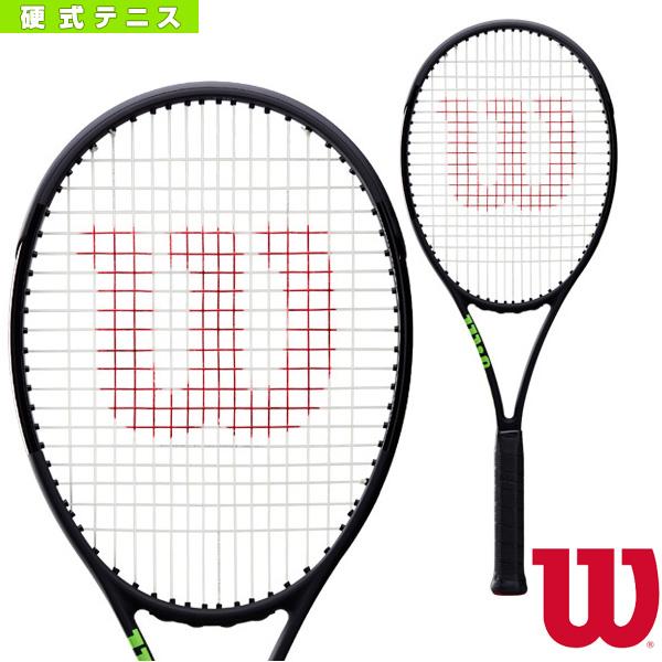 [ウィルソン テニス ラケット]BLADE 98 CV BLK ED/ブレード98(16×19)CVブラックエディション(WRT740720)硬式テニスラケット硬式ラケット