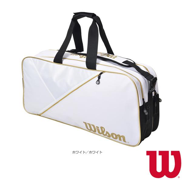 [ウィルソン バドミントン バッグ]RECTANGLE BAG IV/レクタングルバック IV(WRZ894400)
