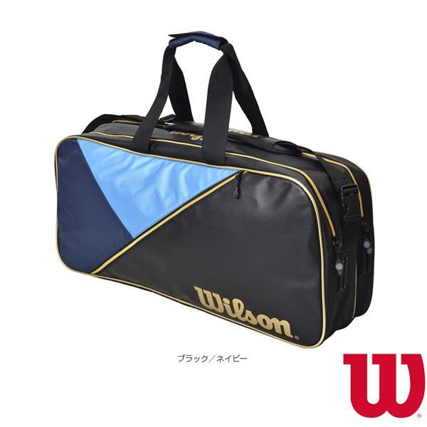 [ウィルソン バドミントン バッグ]RECTANGLE BAG IV/レクタングルバック IV(WRZ894500)