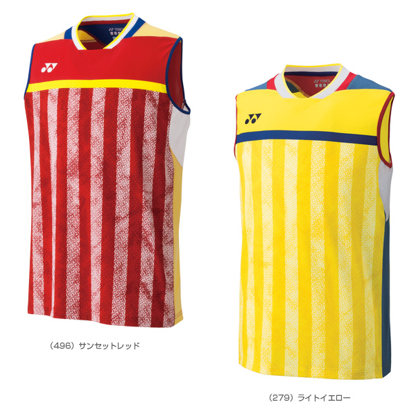 77c2f10a2f6224 Racketplaza   Yonex tennis badminton wear (men s   uni-)  sleeveless ...