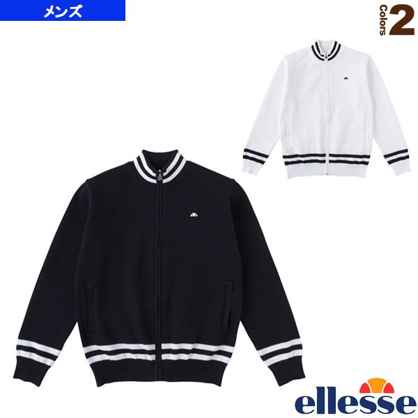 [エレッセ テニス・バドミントン ウェア(メンズ/ユニ)]クラブニットジャケット/Club Knit Jacket/メンズ(EM78101)