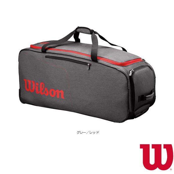 [ウィルソン テニス バッグ]TRAVELER WHEELED COACH DUFFEL/トラベラー ホイールド コーチ ダッフルバッグ(WRZ847894)