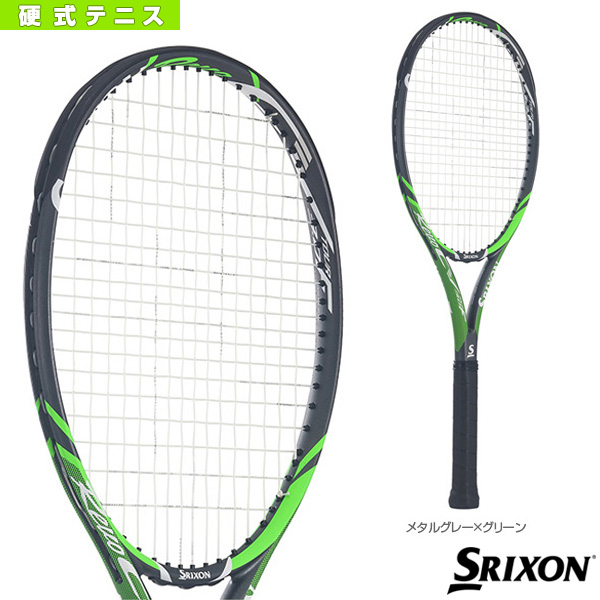 [スリクソン テニス ラケット]SRIXON REVO CV 3.0 F-TOUR/スリクソン レヴォ CV 3.0 Fツアー(SR21805)硬式テニスラケット硬式ラケット