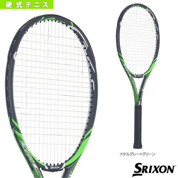 [スリクソン テニス ラケット]SRIXON REVO CV 3.0 F/スリクソン レヴォ CV 3.0 F(SR21806)硬式